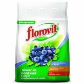"""Удобрение """"Флоровит""""(Florovit) для голубики гранулированное, 1 кг (пакет)"""
