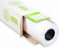 """Cactus CS-MC400-106715 42""""(A0+) 1067мм-15м/400г/м2 матовый холст с покрытием для струйной печати, втулка 50.8 мм (2"""")"""