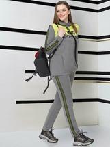 Спорт Таиер 764 серый