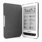 Обложка для электронной книги Book Case Black PocketBook Basic 2