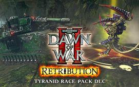 Sega Warhammer 40,000 : Dawn of War II - Retribution - Tyranid Race Pack DLC (SEGA_2629)