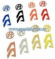 Вставка логотип для кобуры DAA ALPHA-X (Синий)