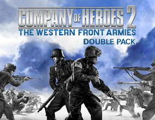 Sega Company of Heroes 2 : The Western Front Armies - Double Pack (SEGA_2082)