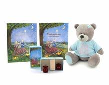 Подарочный набор детский Dream Service Подарочный комплект, 5163 синий, зеленый, голубой