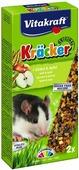 "Крекеры для крыс ""Vitakraft"", с кукурузой и фруктами, 2 шт"