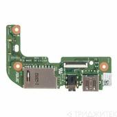 Плата для ноутбука Asus X555UJ IO BD REV 2.0
