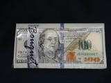 """Салфетки для декупажа 33*33 """"Сто долларов"""" (20листов)"""