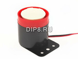 BPS-1500-01, Пьезосирена диам. 54,5мм 105дБ DC12В