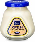 UniDan Хрен Сливочный, 250 г