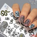 Fashion Nails Слайдер-дизайн Galaxy 71. Fashion Nails.