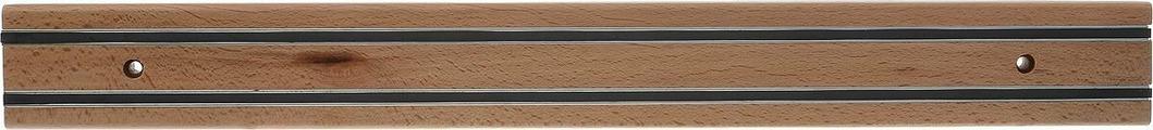 Держатель для ножей Zeller, магнитный, 24569, светло-коричневый, 45 х 5 см
