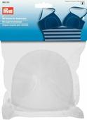 "Чашечки для купальника ""Prym"", цвет: белый, размер B, 2 шт"