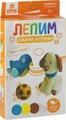 """Набор для изготовления игрушки из массы Школа талантов """"Щенок и птичка"""", 3734624"""