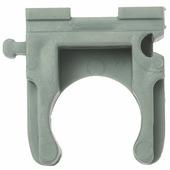 Клипса для металлопластиковых труб ЗУБР 16 мм, 100 шт. 4-44951-16-100