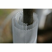 MKDS Защита стволов деревьев - самозакручивающаяся сетка TREEX (белая)