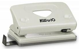 Дырокол Kw-Trio Classic Mini 941 металлический с линейкой