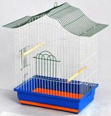 """Вилла лори Клетка для птиц """"корелла"""" крашенная 470*300*620мм"""
