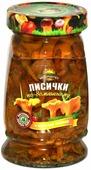 """Грибы лисички маринованные """"Экопродукт"""", 340 г"""
