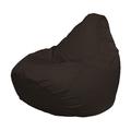 Кресло-мешок FLAGMAN Груша Мега шоколад (Г3.2-05)