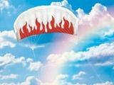 Hasi Воздушный змей управляемый парашют «Пламя 120»