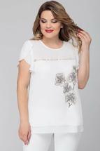 Блузка Дали 3405 белый