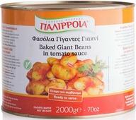 Palirria Фасоль печеная в томатном соусе, 2 кг