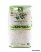 SAWAT-D Органический тайский рис жасмин белый Sawat-D, 1 кг