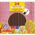Djeco Цветные карандаши, 24 шт