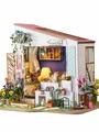 Набор для изготовления игрушки ТМ Цветной Прекрасная веранда