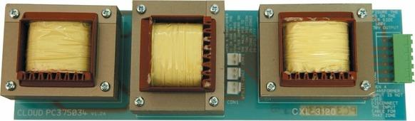CLOUD CXL-3120 Встраиваемый модуль трансформаторов для 36/50,3x40 Вт 100/70В