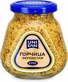 UniDan Горчица зернистая, 250 г
