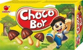 Orion ChocoBoy печенье, 45 г