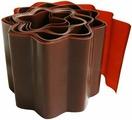 """Лента бордюрная """"Frut"""", цвет: коричневый, 20 х 900 см"""
