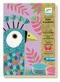 Набор для рисования Djeco Прекрасные птицы, 08663