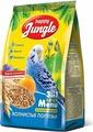 Корм сухой Happy Jungle для волнистых попугаев, 500 г