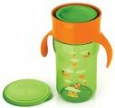 """Philips Avent """"Взрослая"""" чашка, 340 мл, 12м+, 1 шт зеленый оранжевый SCF784/00"""
