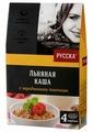 Русска каша льняная с зародышами пшеницы, 200 г