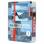 """Ароматизатор воздуха """"BIG FRESH"""" альпийская свежесть (200гр)"""