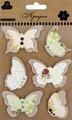 Набор декоративных элементов Рукоделие Стикеры