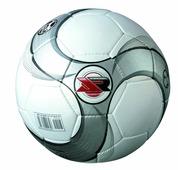 Мяч футбольный JOEREX JSO0707, белый
