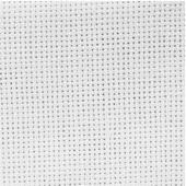 """Канва для вышивания """"Текстильторг"""", 50 х 50 см, цвет: белый. 851 (13)"""