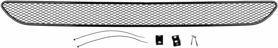 Сетка для защиты радиатора Arbori, внешняя, для Ford Fiesta (2015-)