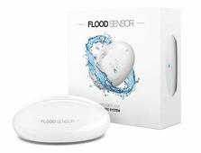 Модуль управления FIBARO Датчик затопления и температуры SMART HOME FLOOD SENSOR, белый
