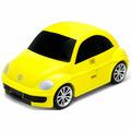 Чемодан детский RIDAZ Volkswagen The Beetle желтый (91003W-YELLOW)