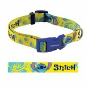 Triol Disney Ошейник для собак Stitch 15*250-400мм