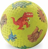 Мяч Crocodile Creek Динозавры 13 см.