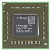 процессор для ноутбука AMD E2-Series E2-1800 BGA413 (FT1) 1.7 ГГц EM1800GBB22GV
