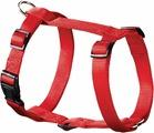 """Шлейка для собак Hunter """"Smart. Ecco Sport XS"""", нейлоновая, обхват шеи: 23-35 см, обхват груди: 25-41 см, цвет: красный"""