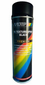 MOTIP 04123 1K Текстурная краска Texture Spray Black 500ml