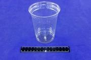 Стакан пластиковый 350 мл для смузи, без крышки.70М2/25F